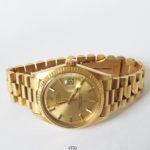 Rolex Dayjust President 1601 Gelbgold 750 Herrenuhr
