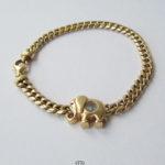 Chopard Happy Diamond Elephant Armband 750 Gold